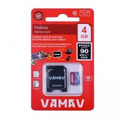 SD Speicherkarte 4GB