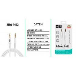 M2-TEC Ref:V-4403 AUX-Kabel