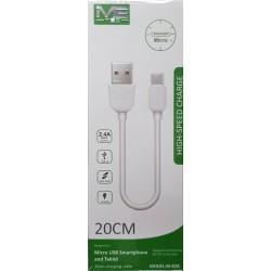 M2-TEC 2.4A Micro-USB Data...